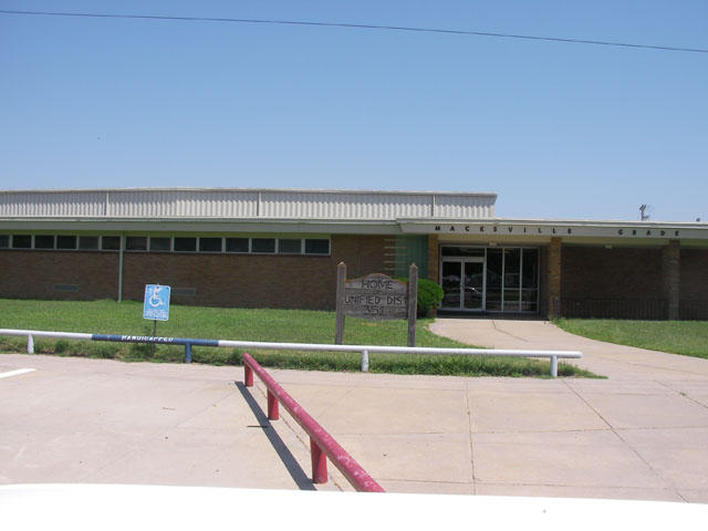 Jr High Entrance