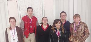 Macksville FCCLA students earn silver medals at district competition